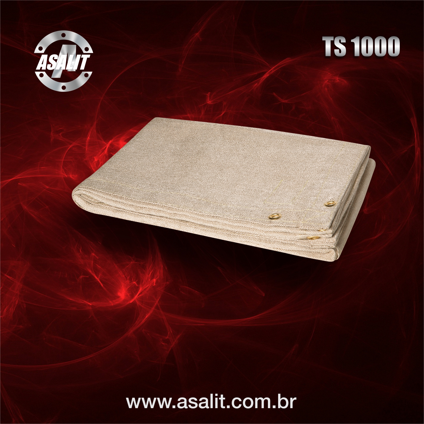 Cortina refratária TS1000